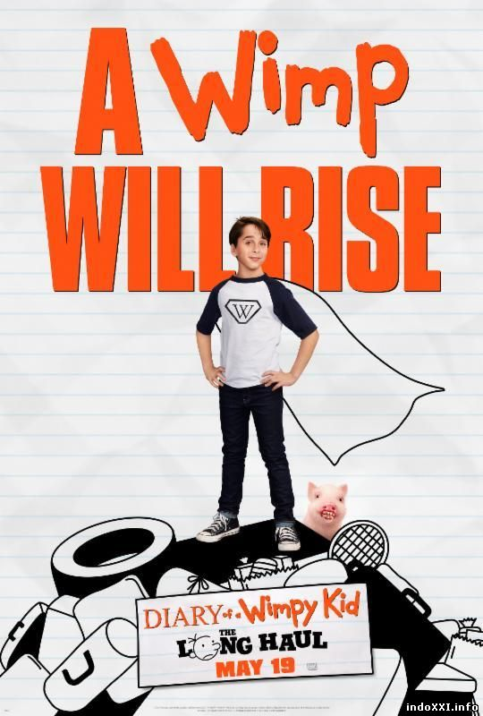 Diary of a Wimpy Kid: The Long Haul (2017)