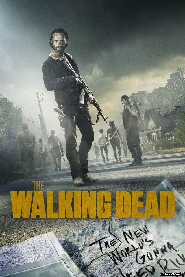 "The Walking Dead (2010) S07E15 ""Something They Need"""