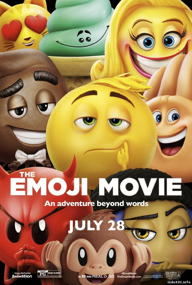 The Emoji Movie (2017)
